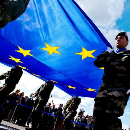 Tarvitseeko EU oman armeijan?