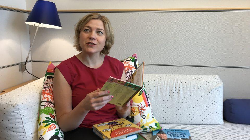 Lapselle lukemisella elämänmittainen vaikutus