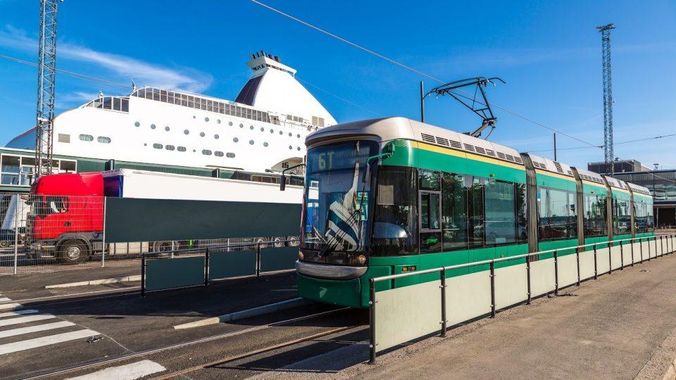 Suomi Euroopan liikennekartalle