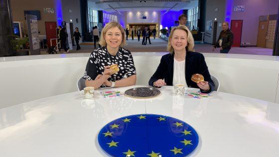EU-parlamentista ilmastoneutraali? Feat. Leena Maria Linnus