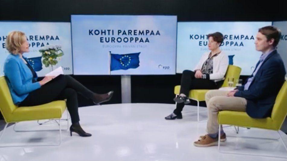 VirkkusVartti: Eurooppa-päivän etkot