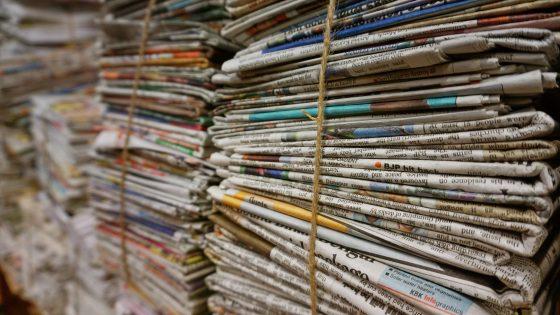 Lehdistönvapautta on puolustettava