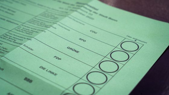 Äänestyslappu